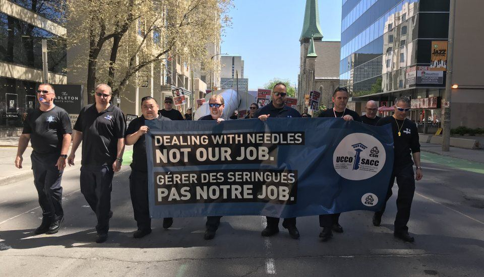 PNEP/PESP demo Ottawa June / Juin 2019