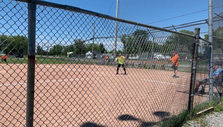 Ontario Regional Baseball Tournament / Tournoi de baseball de la région de l'Ontario!