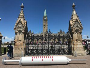 PNEP/PESP demo Ottawa June / Juin 2019
