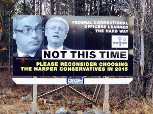 tony clement billboard